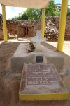 Shearly Cripps Grave which has become a place of Pilgrimage from all over Zimbabwe